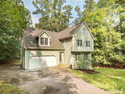 Photo of 106 Highland Trail, Chapel Hill, NC 27516 (MLS # 2278647)