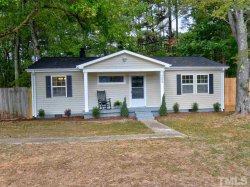 Photo of 6609 Russell Road, Durham, NC 27712 (MLS # 2279497)