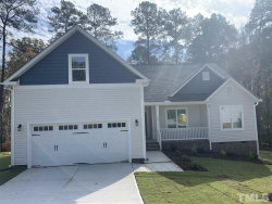 Photo of 163 Saddle Horn Court , Lot 33, Garner, NC 27529 (MLS # 2283247)