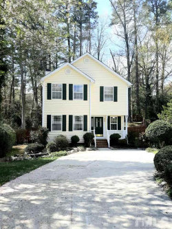 Photo of 900 Woodbriar Street, Apex, NC 27502 (MLS # 2310420)