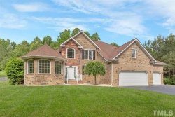 Photo of 313 Valley Meadow Drive, Chapel Hill, NC 27516 (MLS # 2321572)