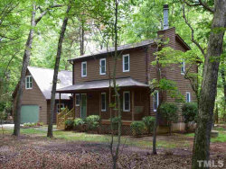 Photo of 3010 Hawk Ridge Road, Chapel Hill, NC 27514 (MLS # 2330079)