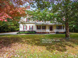 Photo of 175 Woodcroft Drive, Youngsville, NC 27596-7638 (MLS # 2348012)