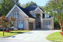Photo of 813 Winter Hill Drive, Apex, NC 27502 (MLS # 2350073)