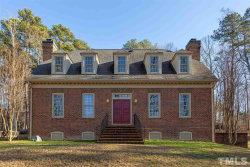 Photo of 1525 Mill Valley Road, Chapel Hill, NC 27516 (MLS # 2361574)