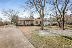 Photo of 4124 Iverson Street, Raleigh, NC 27604-4830 (MLS # 2362081)