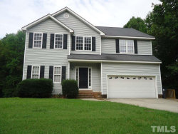 Photo of 417 Oakhall Drive, Holly Springs, NC 27540-8716 (MLS # 2162715)
