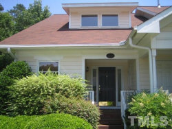 Photo of 102 Duncan Court , A, Chapel Hill, NC 27514 (MLS # 2256766)