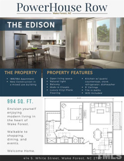 Photo of 414-206 S White Street , 206, Wake Forest, NC 27587 (MLS # 2311676)
