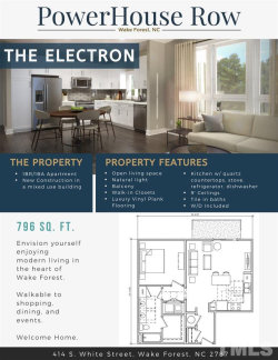 Photo of 414-203 S White Street , 203, Wake Forest, NC 27587 (MLS # 2311896)