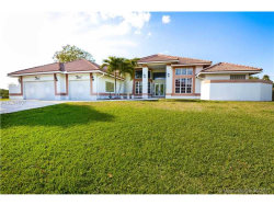 Photo of 19001 Southwest 50th St, Southwest Ranches, FL 33332 (MLS # A10294007)