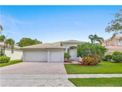 Photo of 16737 Northwest 10th St, Pembroke Pines, FL 33028 (MLS # A10314068)