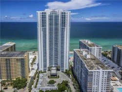 Photo of 2711 South Ocean Dr, Unit 3104, Hollywood, FL 33019 (MLS # A10089492)