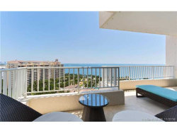 Photo of 789 Crandon Blvd, Unit PH4, Key Biscayne, FL 33149 (MLS # A10186032)