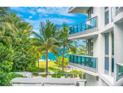 Photo of 9401 Collins Ave, Unit 205, Surfside, FL 33154 (MLS # A10201216)