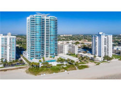 Photo of 1600 South Ocean Blvd, Unit 1101, Lauderdale By The Sea, FL 33062 (MLS # A10224035)