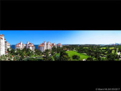 Photo of 7076 Fisher Island Drive, Unit 7076, Fisher Island, FL 33109 (MLS # A10234890)