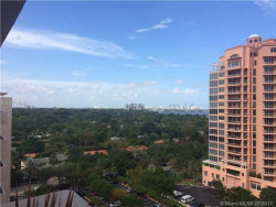 Photo of 90 Edgewater Dr, Unit PH20, Coral Gables, FL 33133 (MLS # A10271808)