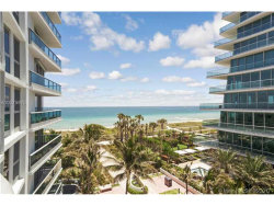 Photo of 9401 Collins Ave, Unit 504, Surfside, FL 33154 (MLS # A10275970)