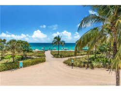 Photo of 9801 Collins Ave, Unit 10V, Bal Harbour, FL 33154 (MLS # A10295651)
