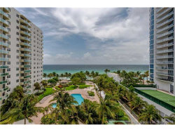 Photo of 3001 South Ocean Dr, Unit 727, Hollywood, FL 33019 (MLS # A10297062)