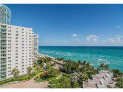 Photo of 3101 South Ocean Dr, Unit 907, Hollywood, FL 33019 (MLS # A10300685)