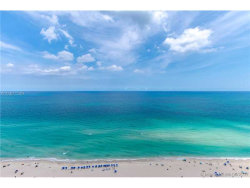 Photo of 17555 Collins Ave, Unit 1501, Sunny Isles Beach, FL 33160 (MLS # A10301349)