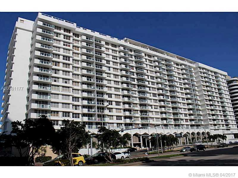 Photo for 5601 Collins Ave, Unit 1212, Miami Beach, FL 33140 (MLS # A10081177)