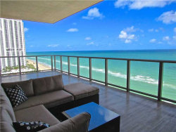 Photo of 17749 Collins Ave, Unit 1601, Sunny Isles Beach, FL 33160 (MLS # A10163497)