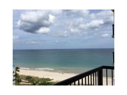 Photo of 1800 South Ocean Blvd, Unit 1103, Lauderdale By The Sea, FL 33062 (MLS # A10171751)