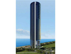 Photo of 18555 Collins Ave, Unit 2705, Sunny Isles Beach, FL 33160 (MLS # A10216216)