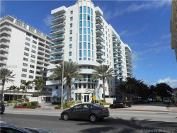 Photo of 9201 Collins Ave, Unit 425, Surfside, FL 33154 (MLS # A10280363)