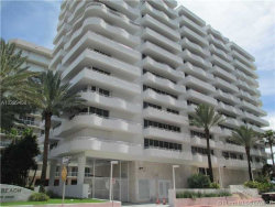 Photo of 8911 Collins Ave, Unit 504, Surfside, FL 33154 (MLS # A10289458)