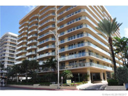 Photo of 8855 Collins Ave, Unit 6G, Surfside, FL 33154 (MLS # A10292010)