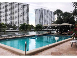 Photo of 220 Kings Point Dr, Unit 309, Sunny Isles Beach, FL 33160 (MLS # A10297903)