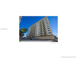 Photo of 9195 Collins Ave, Unit 605, Surfside, FL 33154 (MLS # A10308548)