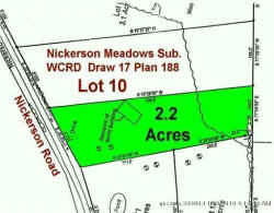 Photo of Lot 10 Nickerson Road, Swanville, ME 04915 (MLS # 928555)