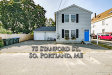 Photo of 75 Stanford Street, South Portland, ME 04106 (MLS # 1469219)