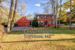 Photo of 31 Bay Park Drive, Topsham, ME 04086 (MLS # 1375275)