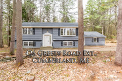 Photo of 426 Greely Road Extension Extension, Cumberland, ME 04021 (MLS # 1409035)
