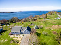 Photo of 14 Merriconeag Lane, Harpswell, ME 04079 (MLS # 1414400)