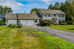 Photo of 9 Birkdale Road, Falmouth, ME 04105 (MLS # 1417245)