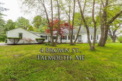 Photo of 4 Brown Street, Falmouth, ME 04105 (MLS # 1417443)