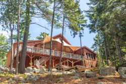 Photo of 140 Long Point Way Way, Orland, ME 04472 (MLS # 1424395)