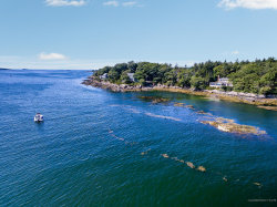 Photo of 83 East Cundys Point Road, Harpswell, ME 04079 (MLS # 1431410)