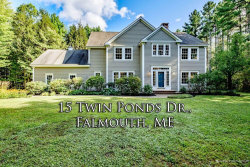 Photo of 15 Twin Ponds Drive, Falmouth, ME 04105 (MLS # 1433054)