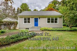 Photo of 153 Cousins Street, Yarmouth, ME 04096 (MLS # 1434381)