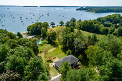 Photo of 173 Foreside Road, Falmouth, ME 04105 (MLS # 1435320)