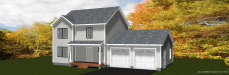 Photo of 13 Dartmouth Place, Windham, ME 04062 (MLS # 1441079)