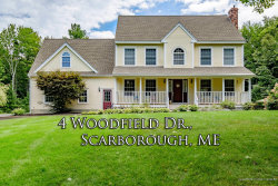 Photo of 4 Woodfield Drive, Scarborough, ME 04074 (MLS # 1448542)
